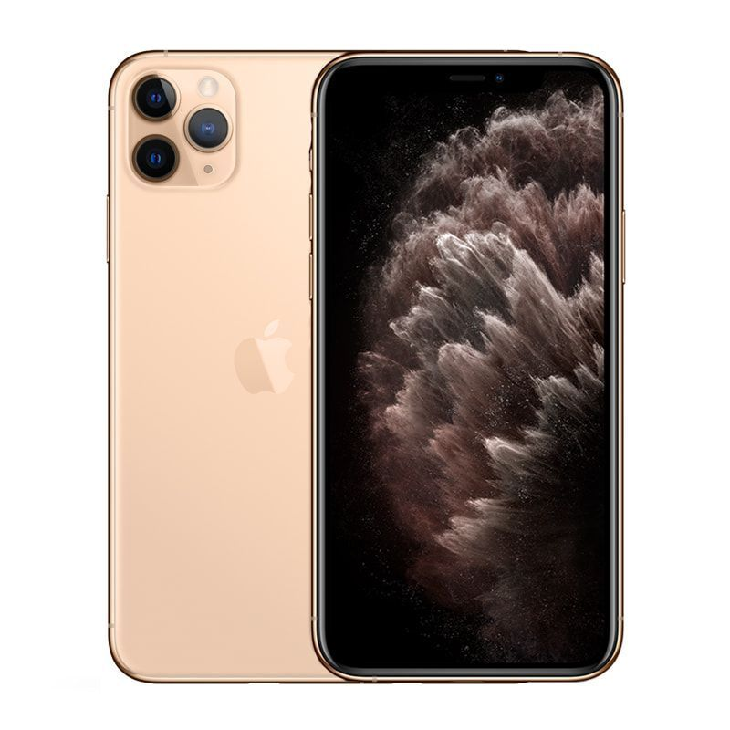 iphone 11 pro max 64g gold